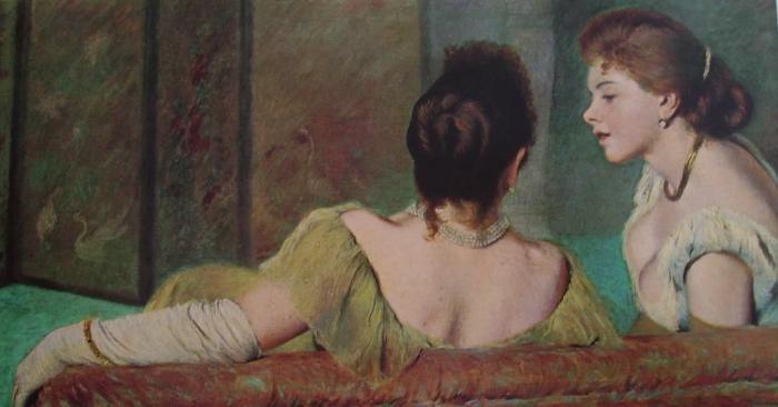 sul divano | Federico Zandomeneghi