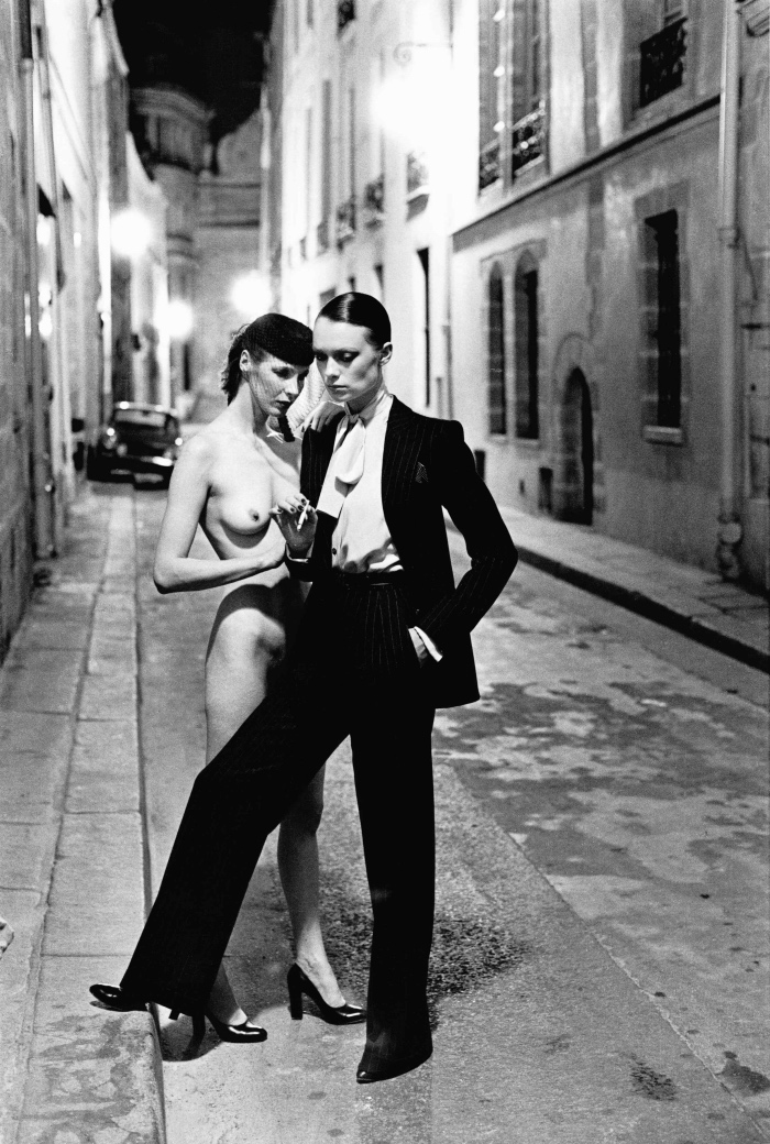 Helmut Newton | Rue Aubriot | White Women