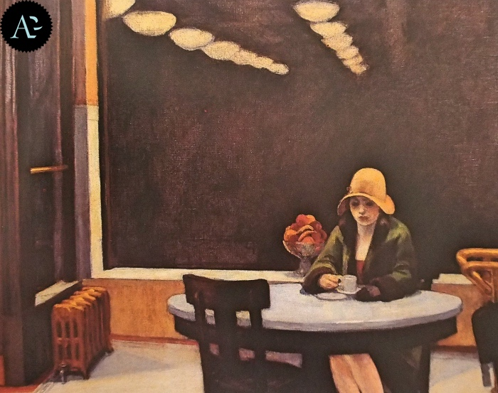 Automat | Edward Hopper