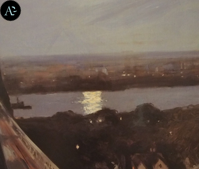 Blackwell's Island | Edward Hopper