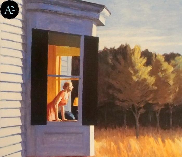 Cape Cod Morning | Edward Hopper