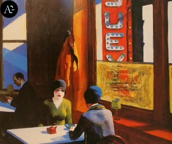 Chop Suey | Edward Hopper