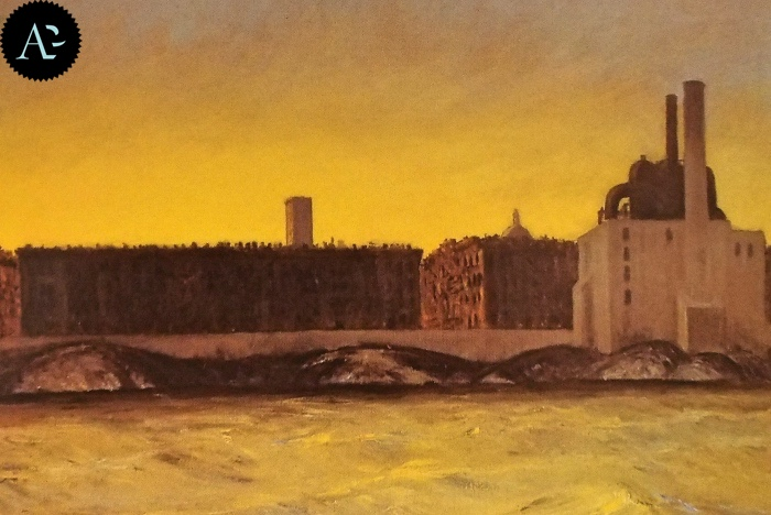 East River | Edward Hopper