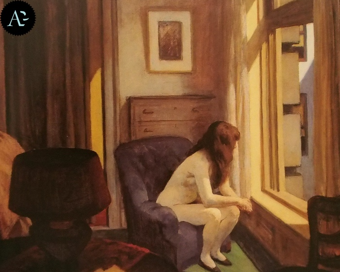 Le undici di mattina | Edward Hopper
