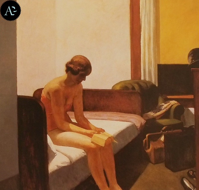 Stanza d'albergo | Edward Hopper