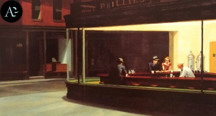 Nightawks| Edward Hopper