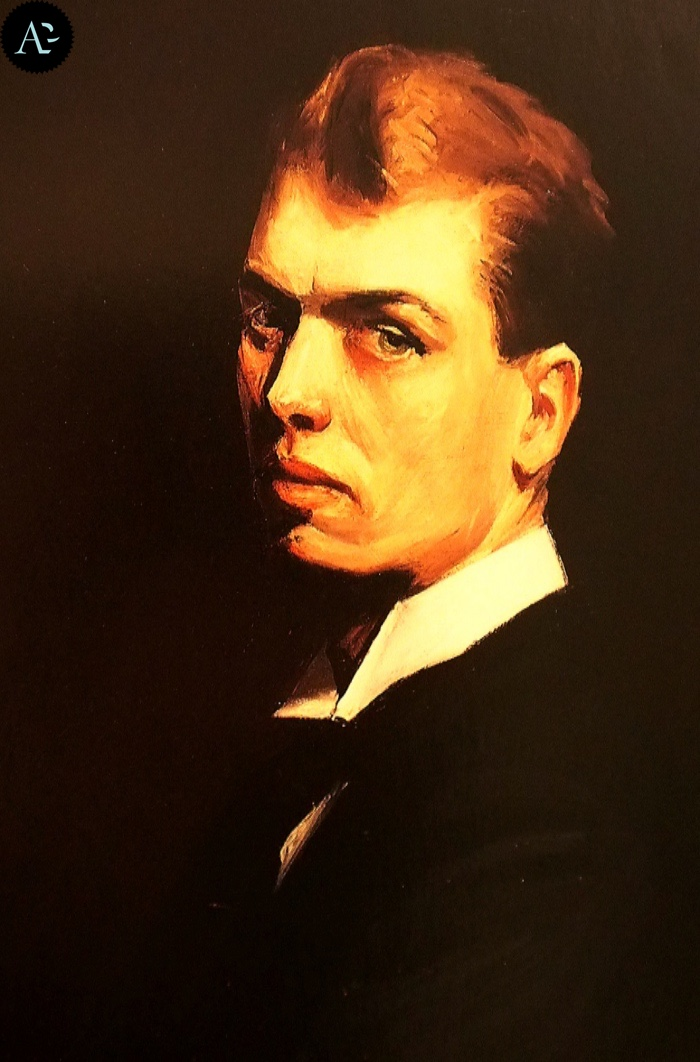 Autoritratto  | Edward Hopper