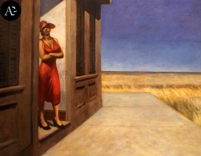 Mattino in South Carolina | Edward Hopper