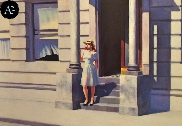 Summertime | Edward Hopper