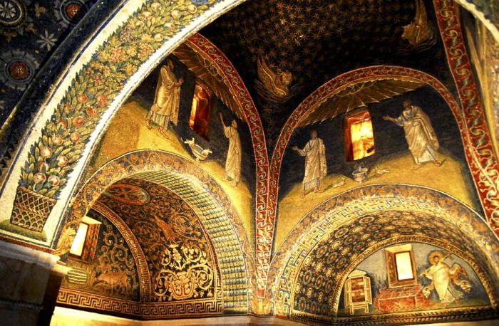 Mausoleum | Galla Placidia