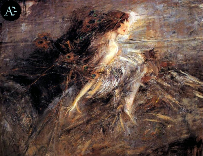 Giovanni Boldini | Portrait of the Marchesa Luisa Casati