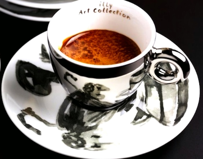illy coffe