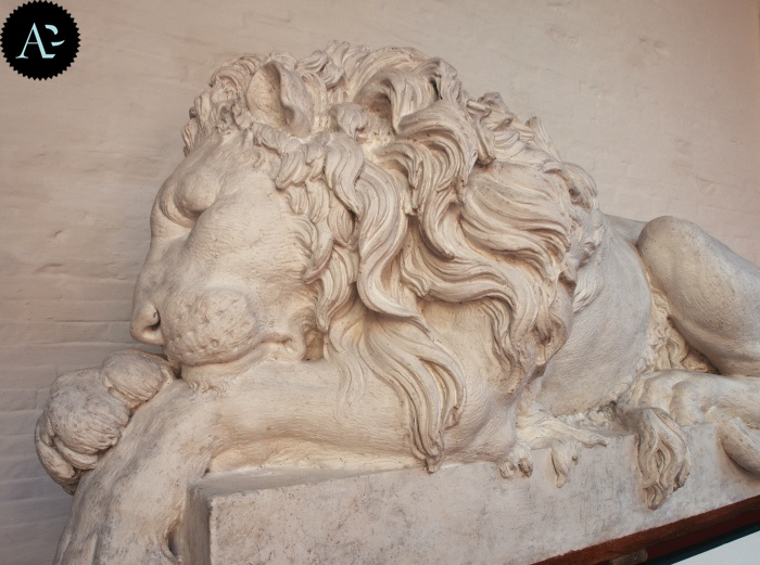 Canova in Venice | Lion