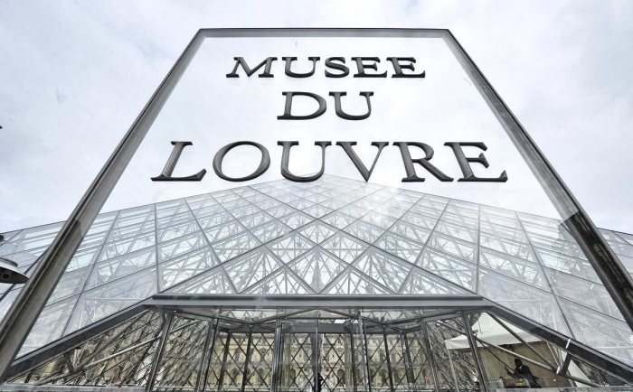 louvre | entrance