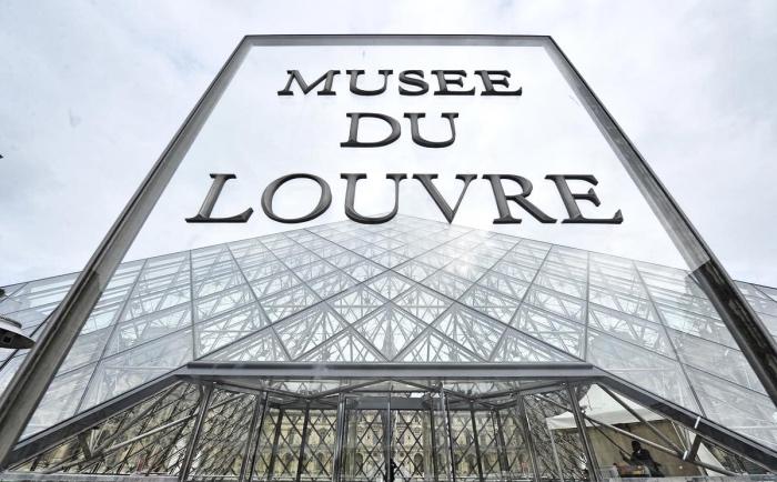 louvre | entrance