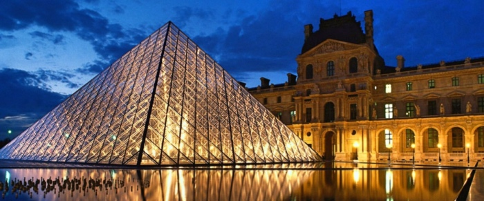 louvre | Pyramid