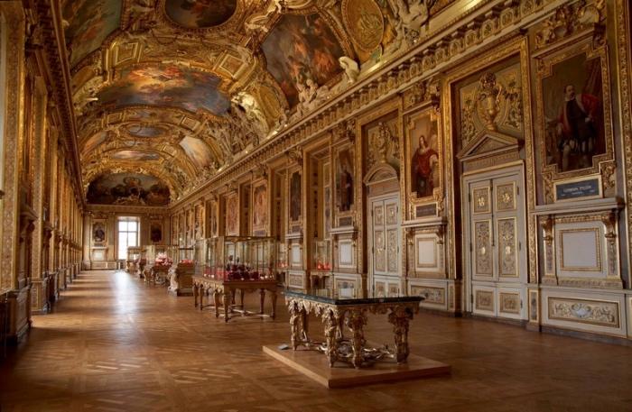 louvre | Interiors