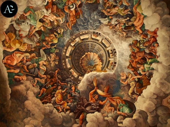 Palazzo Te | Sala dei Giganti | Mantova