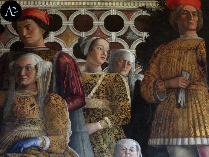 Andrea Mantegna | Palazzo Ducale | Camera degli Sposi