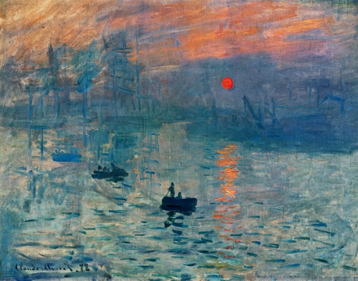5 THINGS TO KNOW ABOUT CLAUDE MONET