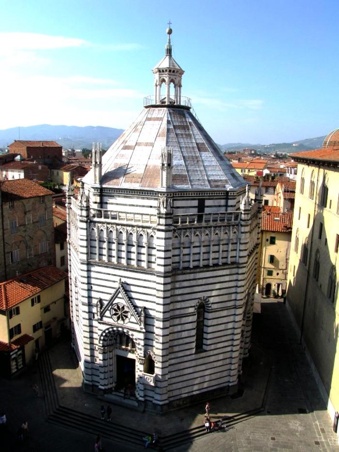 Baptistery  | Pistoia