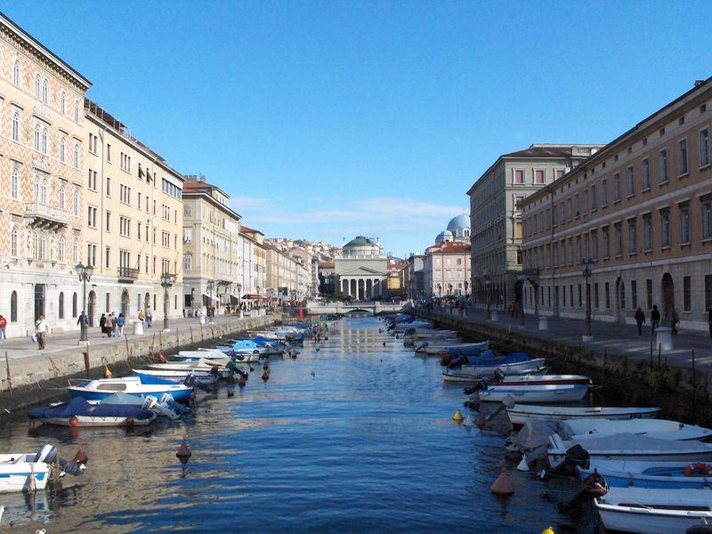 Canal Grande | Trieste