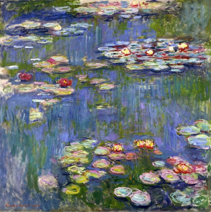 Monet | Ninfee