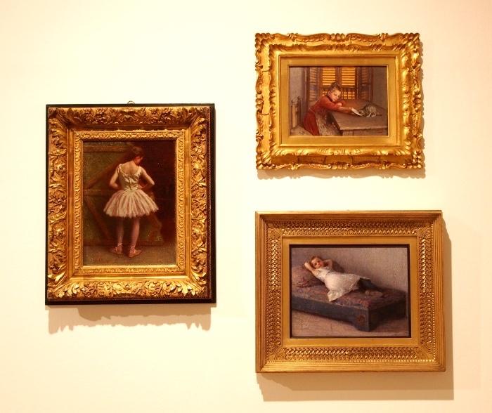 i pittori della luce Mart Rovereto
