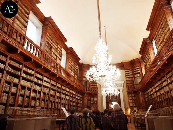 The Biblioteca Teresiana | Mantua