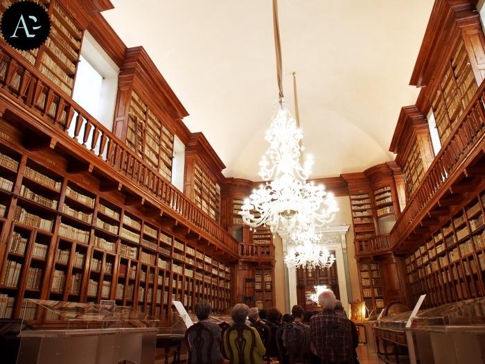 The Biblioteca Teresiana | Mantua