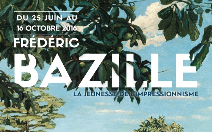 Frédéric Bazille | exhibitions in France