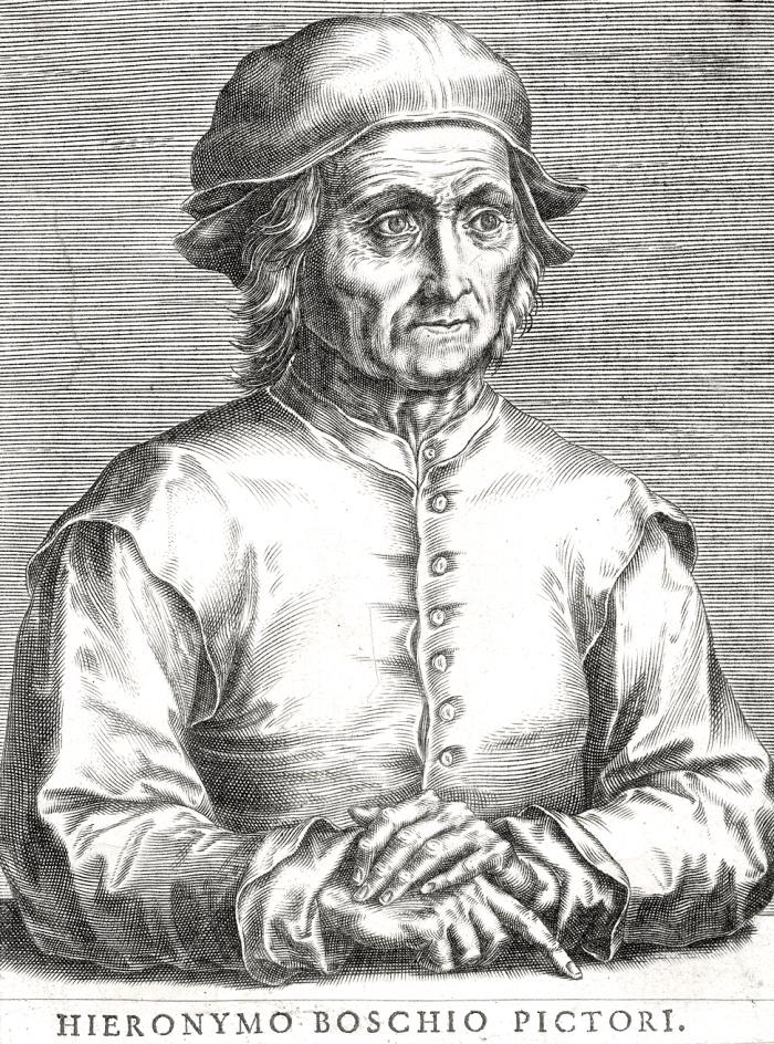 Hieronymus Bosch | ritratto