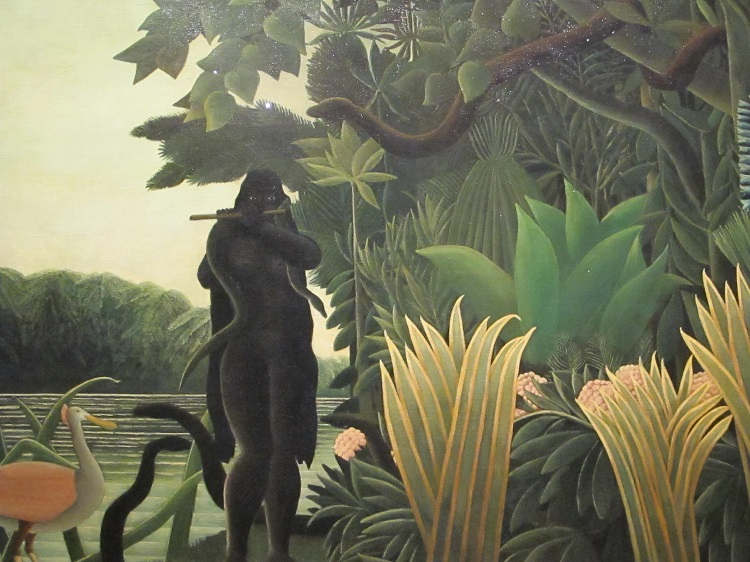 Henri Rousseau | exhibitions in France