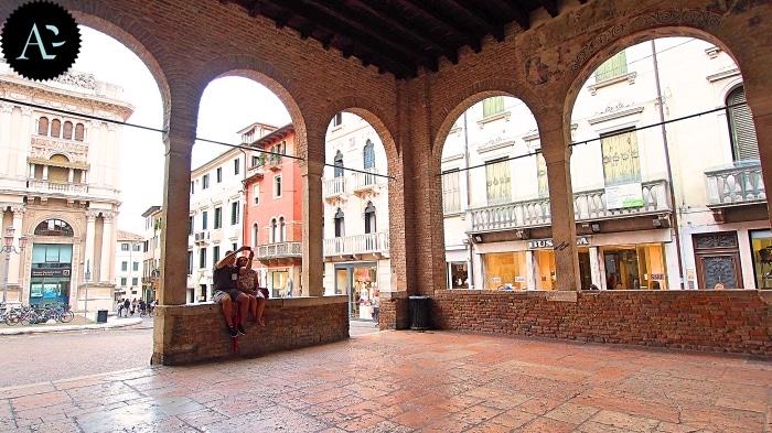 Treviso | the Knights' Loggia | Loggia dei Cavalieri