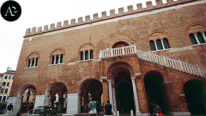 Treviso | Palazzo dei Trecento