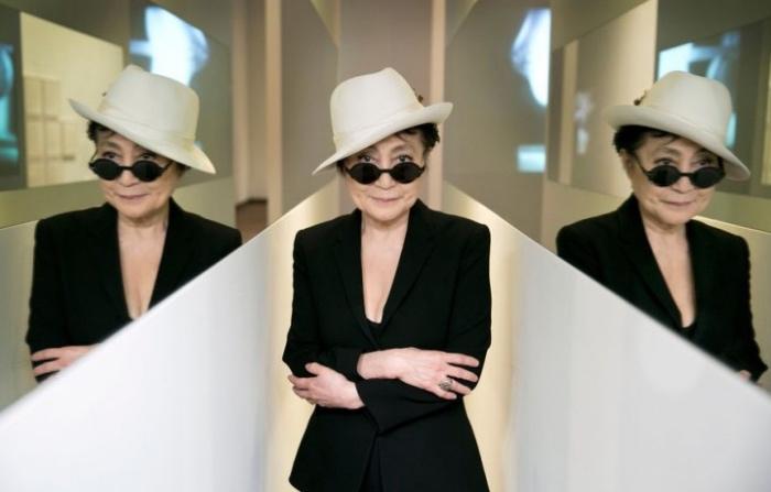 Yoko ono | exhibitions in France