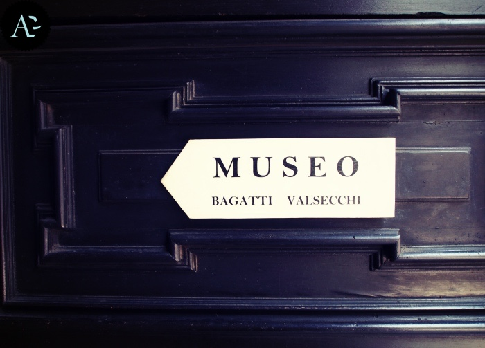Bagatti Valsecchi Museum | entrance