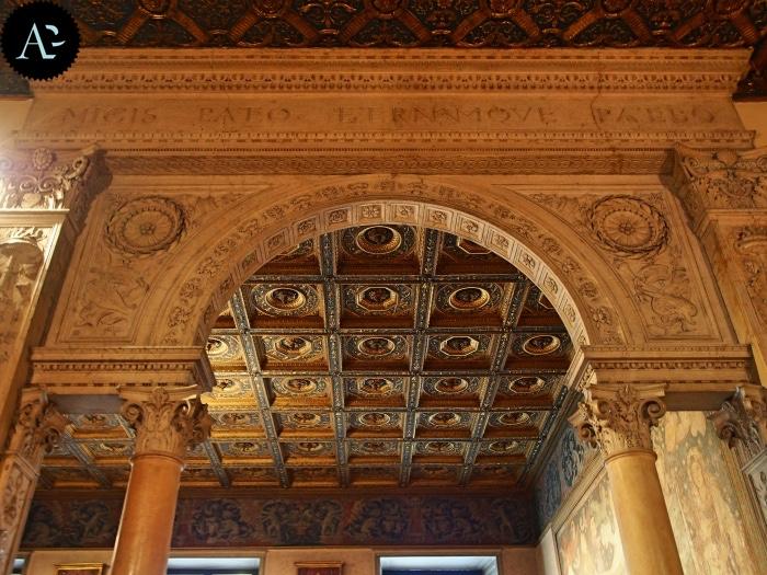 Museo Bagatti Valsecchi | soffitto
