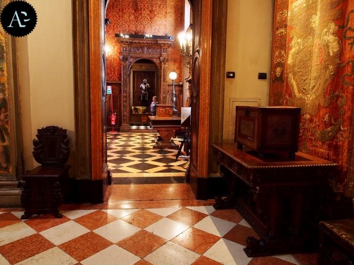 Museo Bagatti Valsecchi | interni