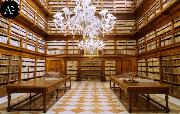 biblioteca Mantova