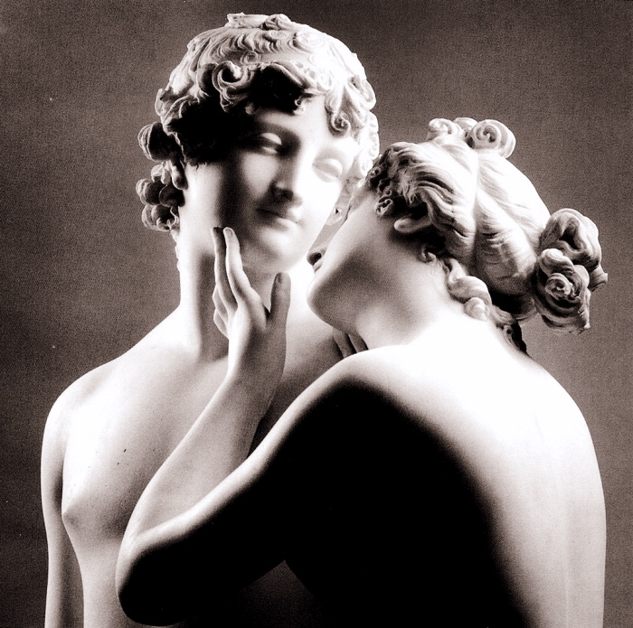Venere e Adone | Canova