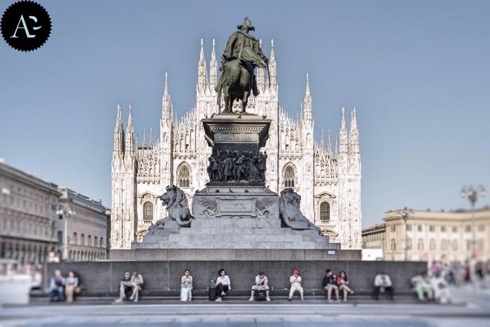 Milan | Cathedral square