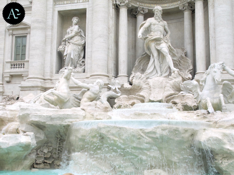 Trevi Fountain | Rome