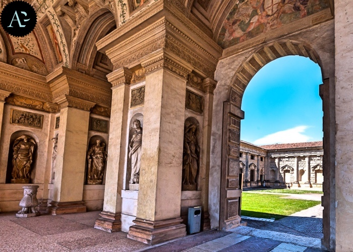 Te Palace | Museums in Mantua