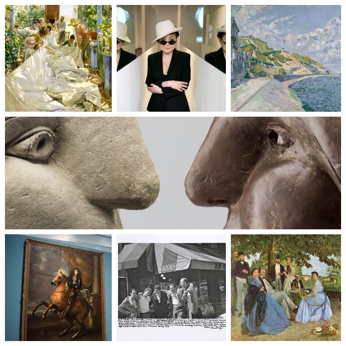 Exhibitions in France
