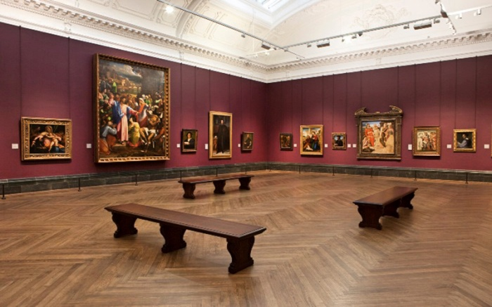 the national gallery | londra