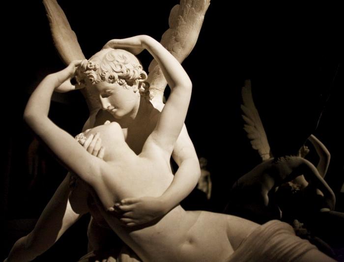 Amore e Psiche | Antonio Canova