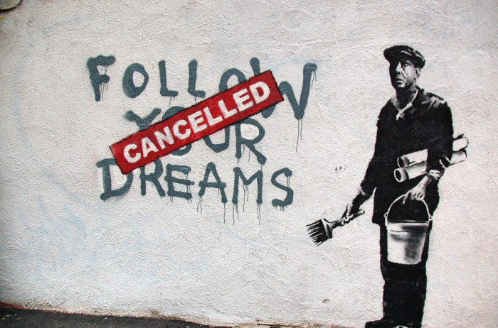 Bansky | better out than it | New York