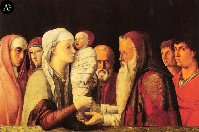 Giovanni Bellini | Presentazione di Gesù al Tempio | Querini Stampalia