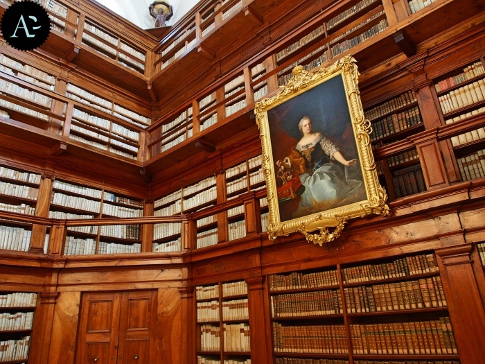 the Teresiana Library | Mantua